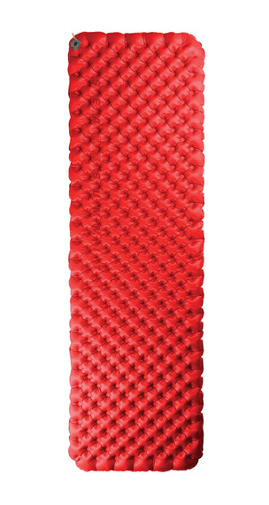 Sea to Summit Comfort Plus Insulated Mat Rectangular Regular Red